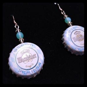 Handmade Oktoberfest earrings
